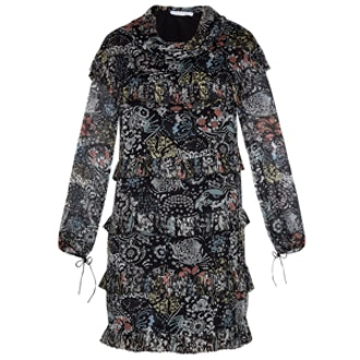 Oriental Garden Dress