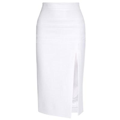 Stretch-Jersey Pencil Skirt