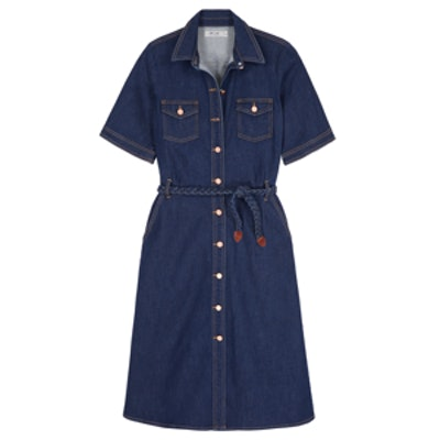 '70s Denim Dress