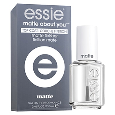 Matte Finisher In Matte About You