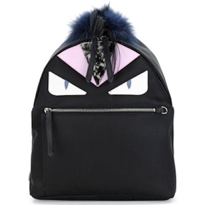 Monster Fur Backpack