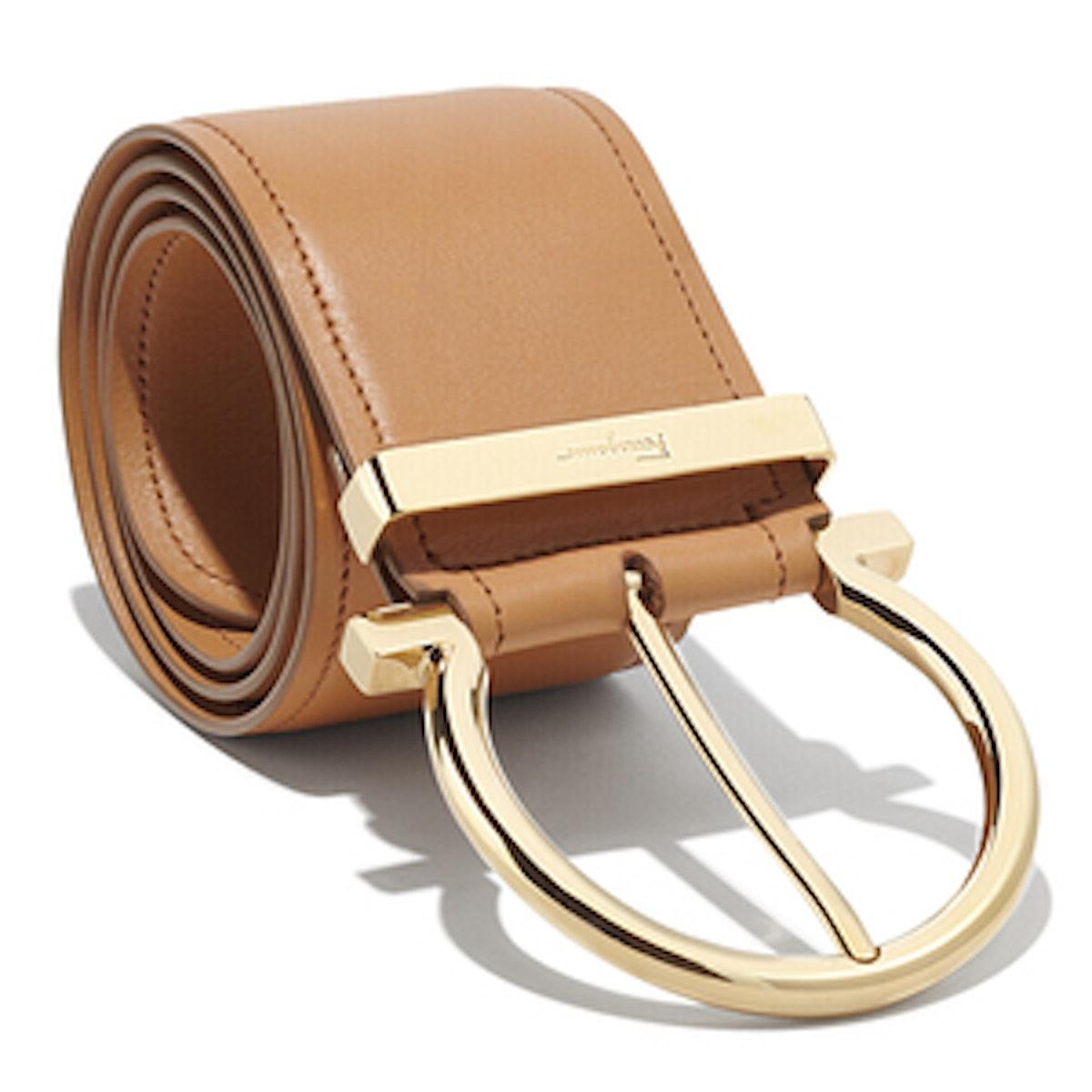 Oversized Single Gancio Belt