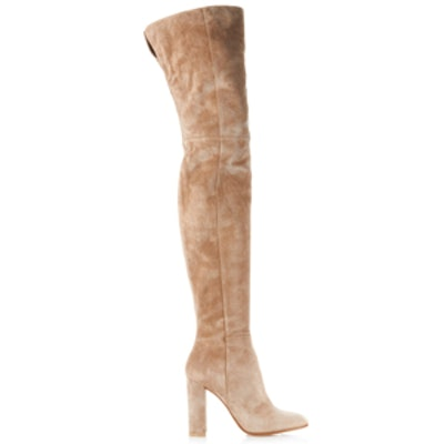 Rolling High Cuissard Over-The-Knee Boots