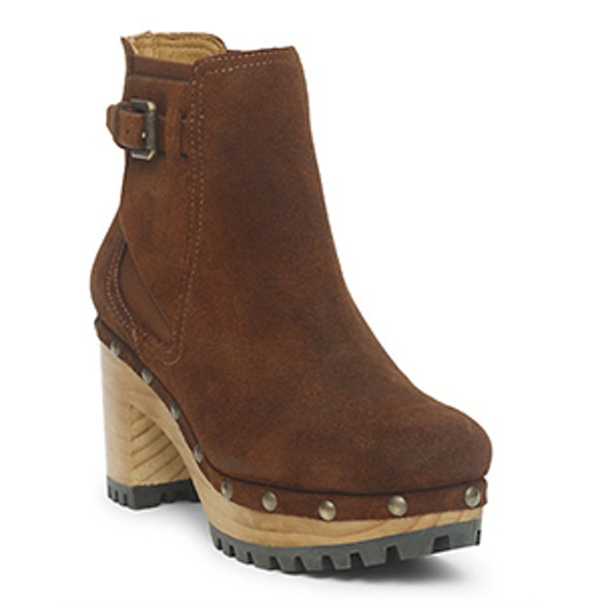Chanson Suede Boot