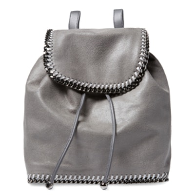 Falabella Microsuede Backpack