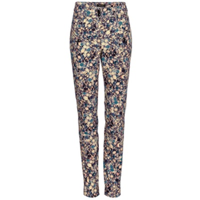 High Waisted Nella Printed Jeans