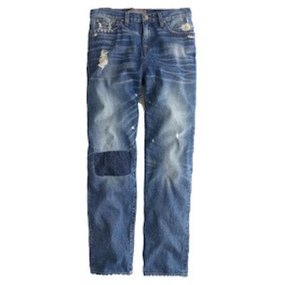 Straight Selvedge Jean