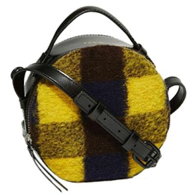 Canteen Plaid Crossbody Bag