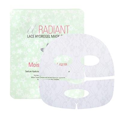 Radiant Lace Hydrogel Mask Sheet