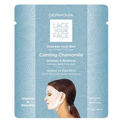 Calming Chamomile Lace Sheet Mask