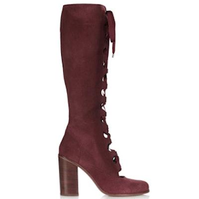 Crow Ghillie High-Leg Boots