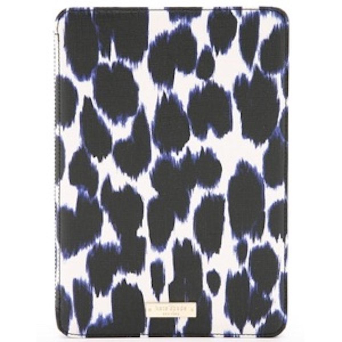 Leopard Print iPad Air Case