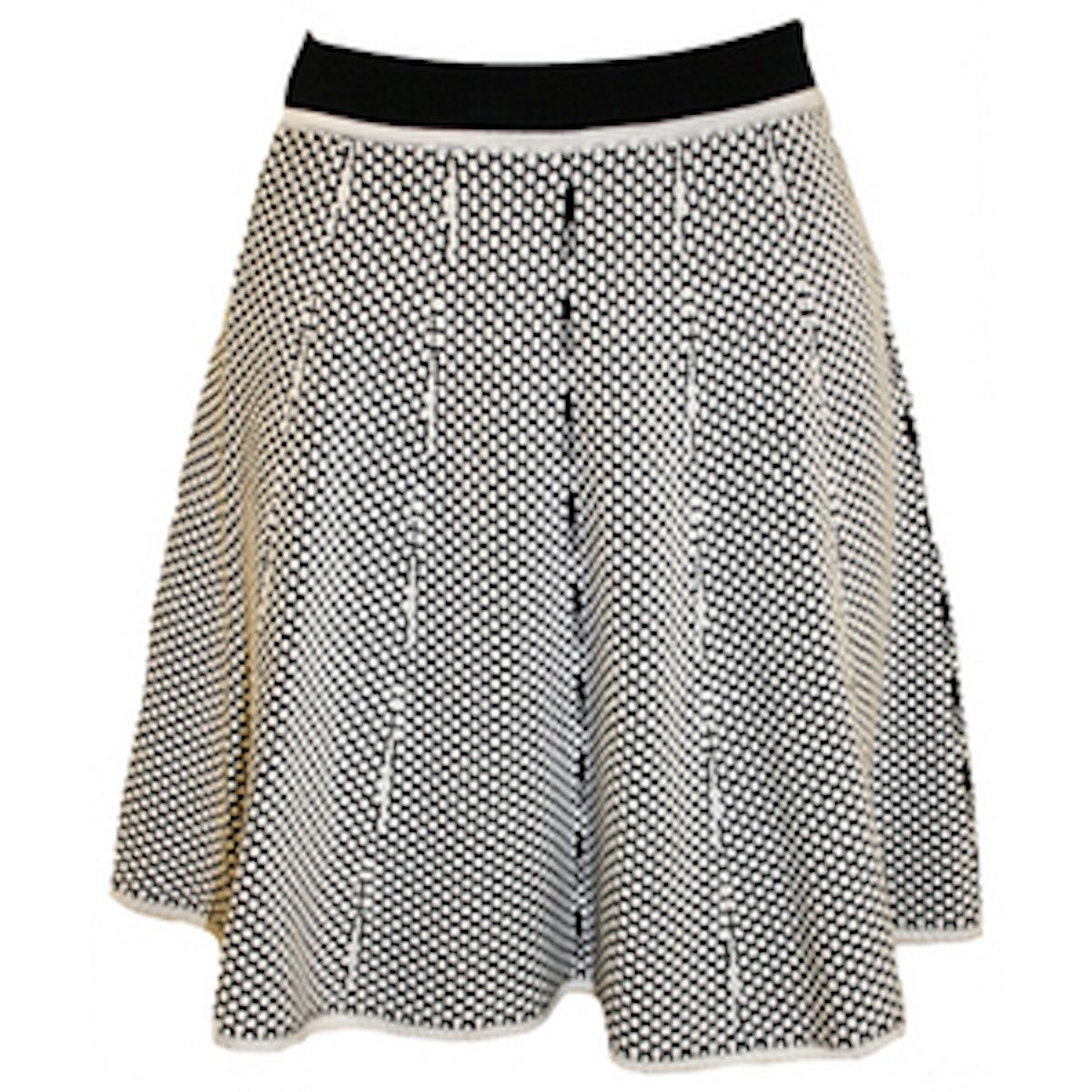 Polka Dot Skater Skirt