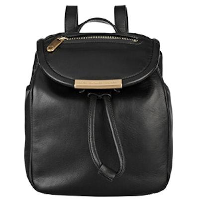 Luna Mini Leather Backpack