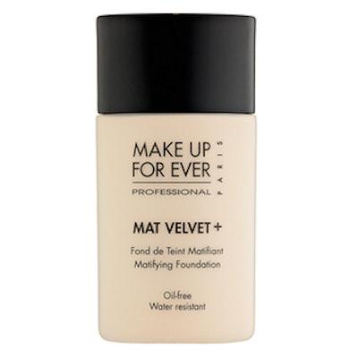 Mat Velvet + Mattifying Foundation