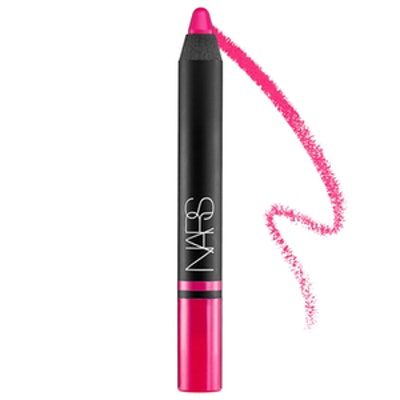 Satin Lip Pencil in Yu Bright Pink