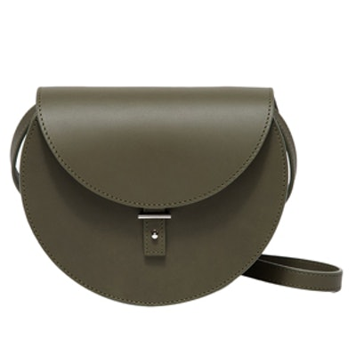 Shoulder Bag in Olive