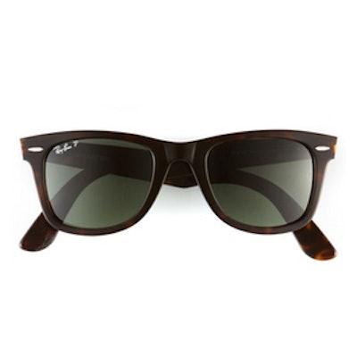 Classic Wayfarer Polarized Sunglasses