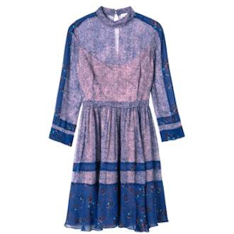 Static Print Dress
