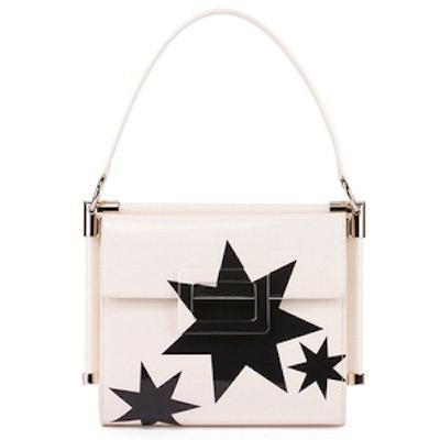 Miss Viv Carre Small Stars Frame Bag