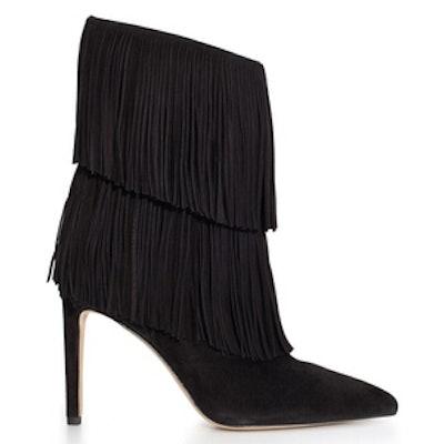 Belinda Boots in Black