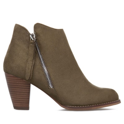 Karol Boot in Green by Leila Stone