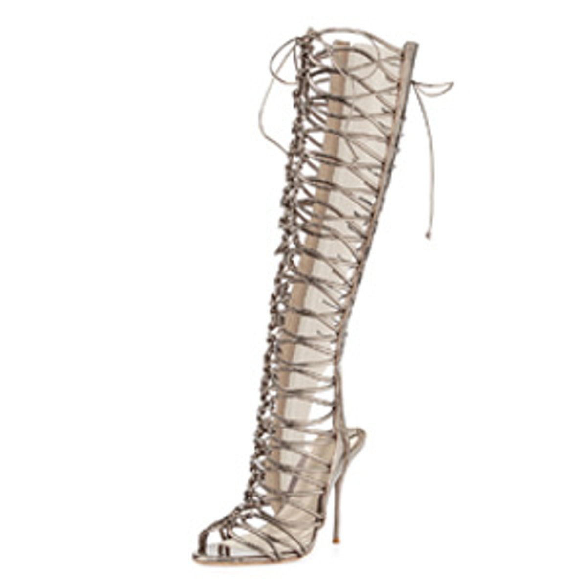 Clementine Gladiator Sandal Boot