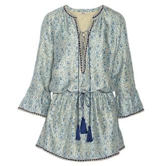 Pia Printed Dress