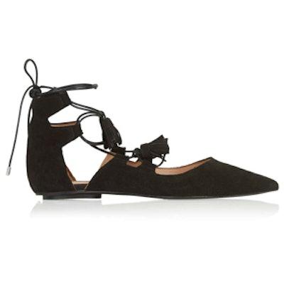 Kiss Tassel Shoes