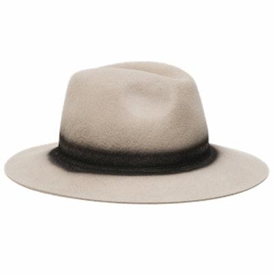Wool Hat with Graffiti Band