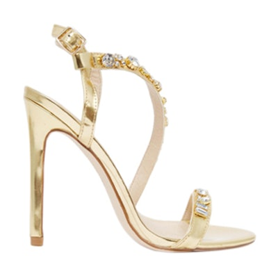 Wide Fit Heeled Sandals