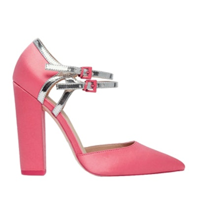 Pinpoint Pointed Heels