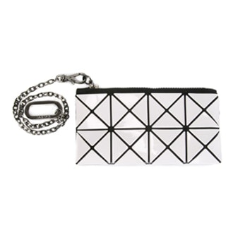 Chain Wristlet Pass Case