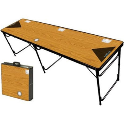 Original Folding and Portable Beer Pong Table