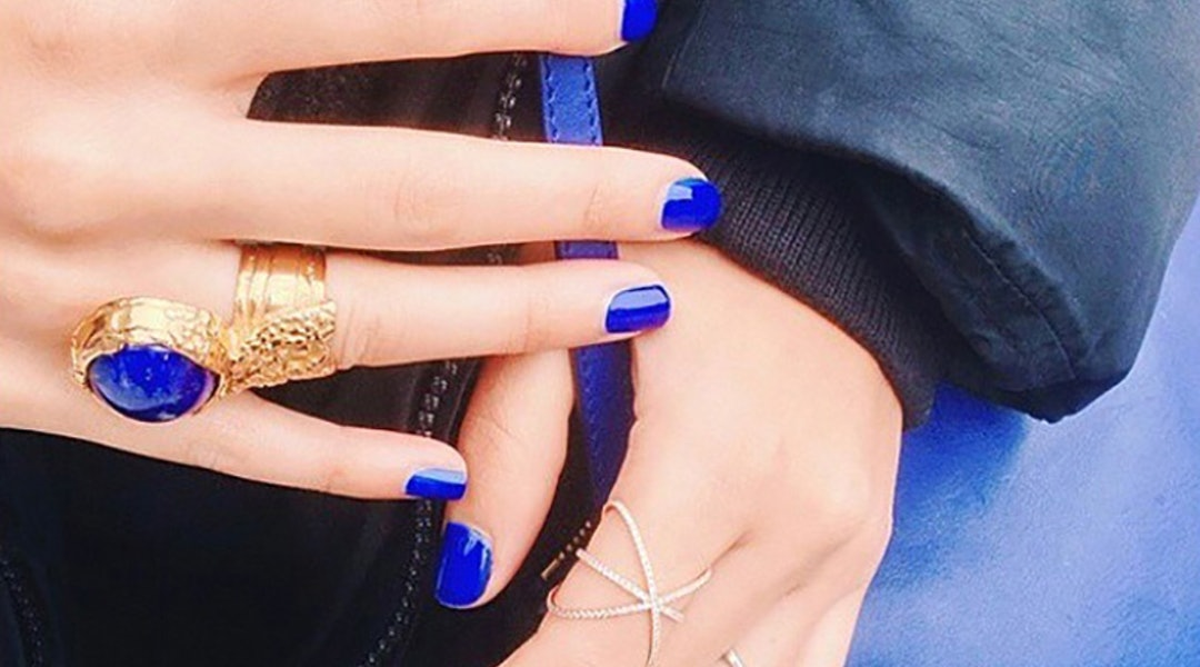 The Best Fall Nail Colors According To Team Zoe