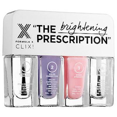 Formula X The Brightening Prescription