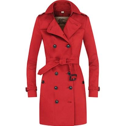 Kensington Long Heritage Trench Coat