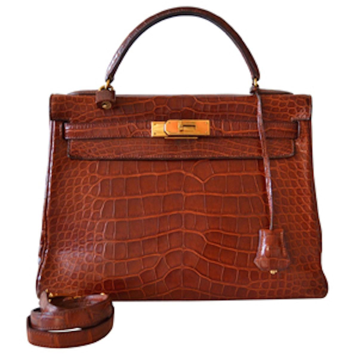 Kelley Alligator Bag