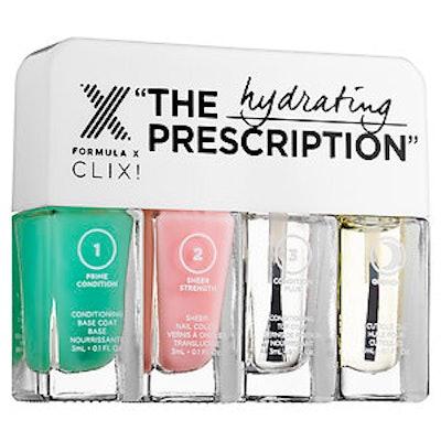 Formula X The Hydrating Prescription