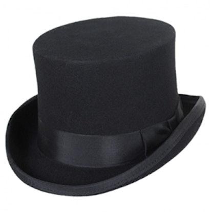 Mid Crown Top Hat