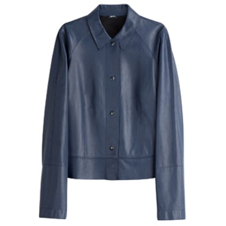 Ewan Leather Jacket