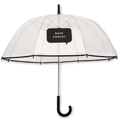 Rain Check? Umbrella