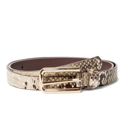 Metal Buckle Belt