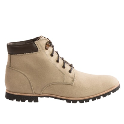 Beebe Washed Duck Canvas Boots