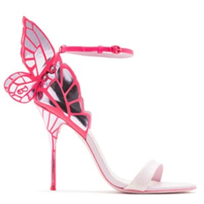 Chiara' Butterfly Wing Sandals