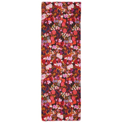 Ceres Floral-Print Scarf