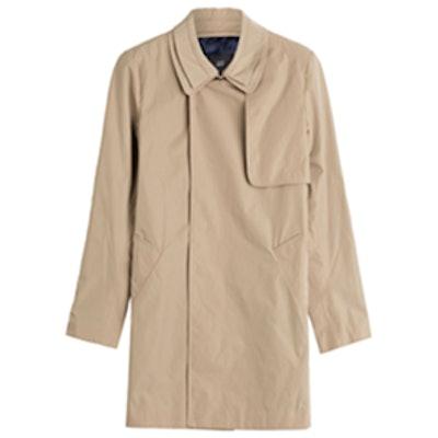 Trendy Trench Coat