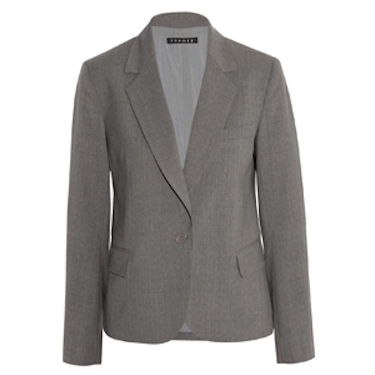 Custom Gabe Wool-Blend Blazer