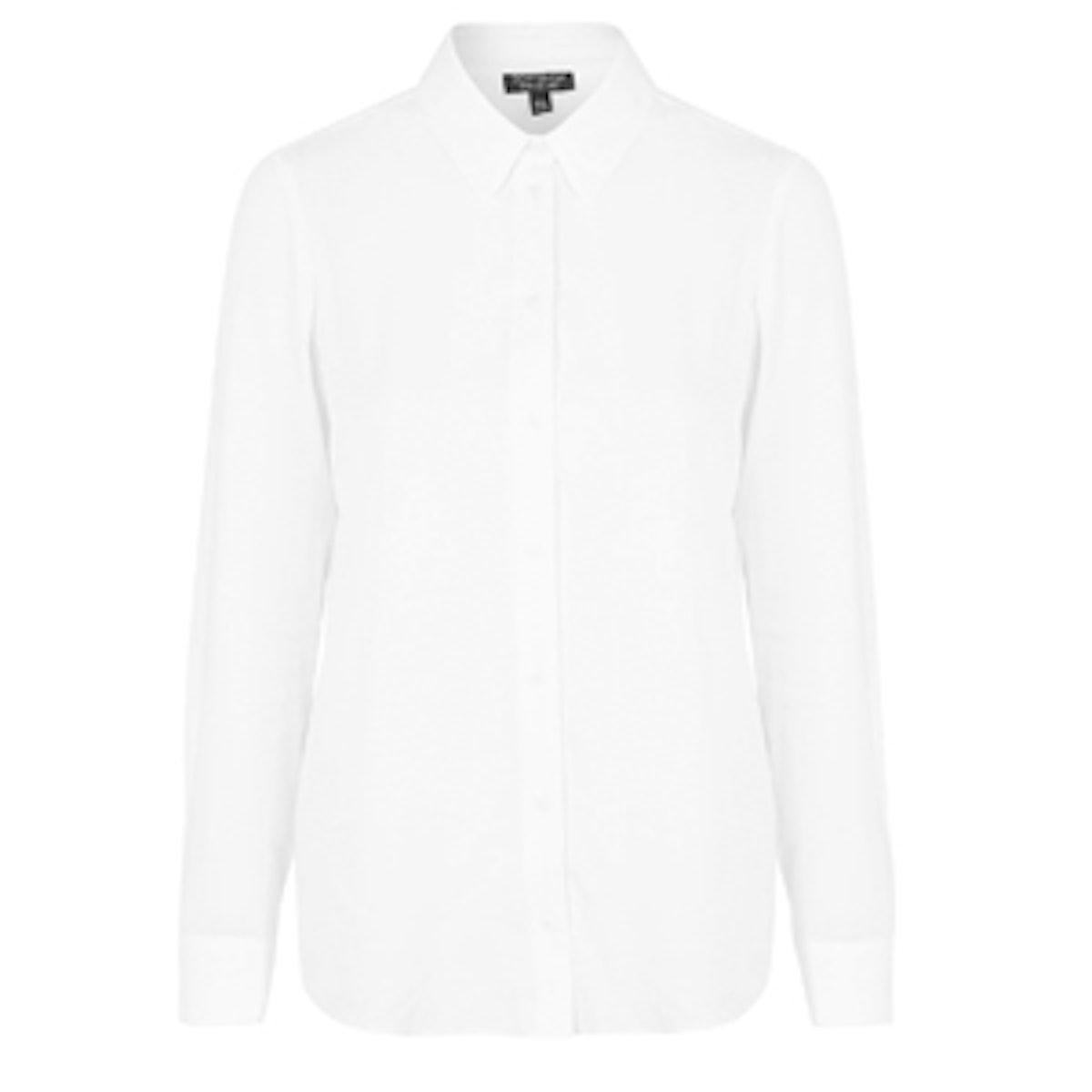 '70s High Collar Shirt