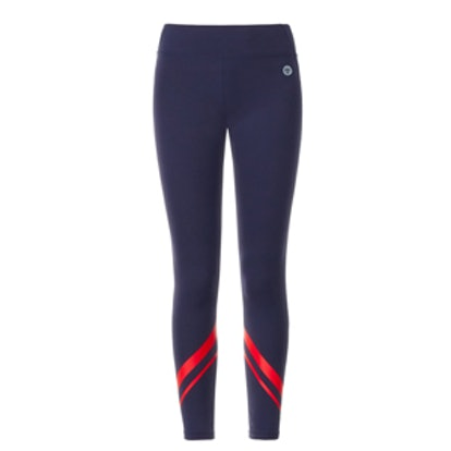 Chevron Full-Length Legging